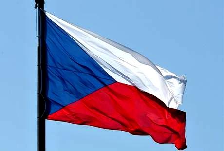 Česká vlajka ROYAL VERA